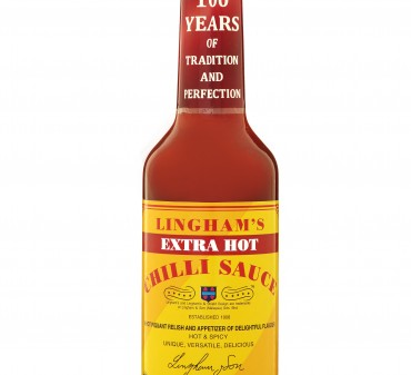 EXTRA HOT Linghams Chilli Sauce
