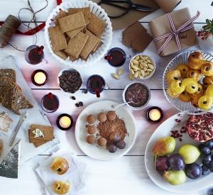 Christmas Smorgasbord 1